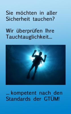 Web-Tauchfoto