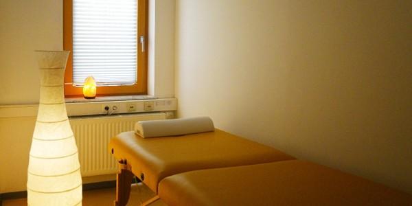 Ruheraum Akupunktur
