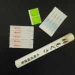 Werkzeuge der Akupunktur und Moxibustion