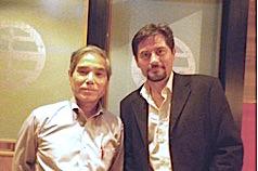 Professor Shuichi Katai und Docteur Pierre Levasseur